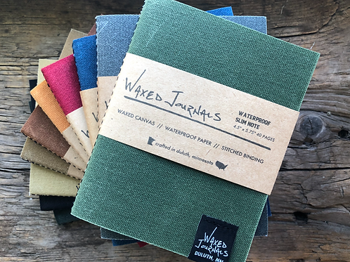 Waxed Journals