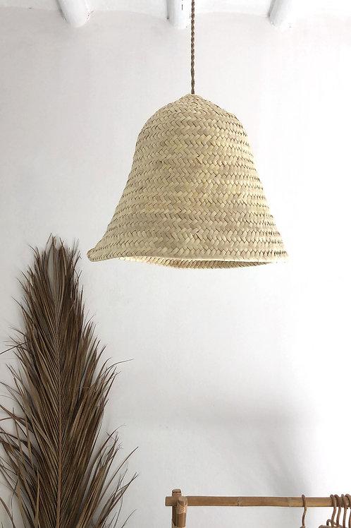 Lámpara acampanada