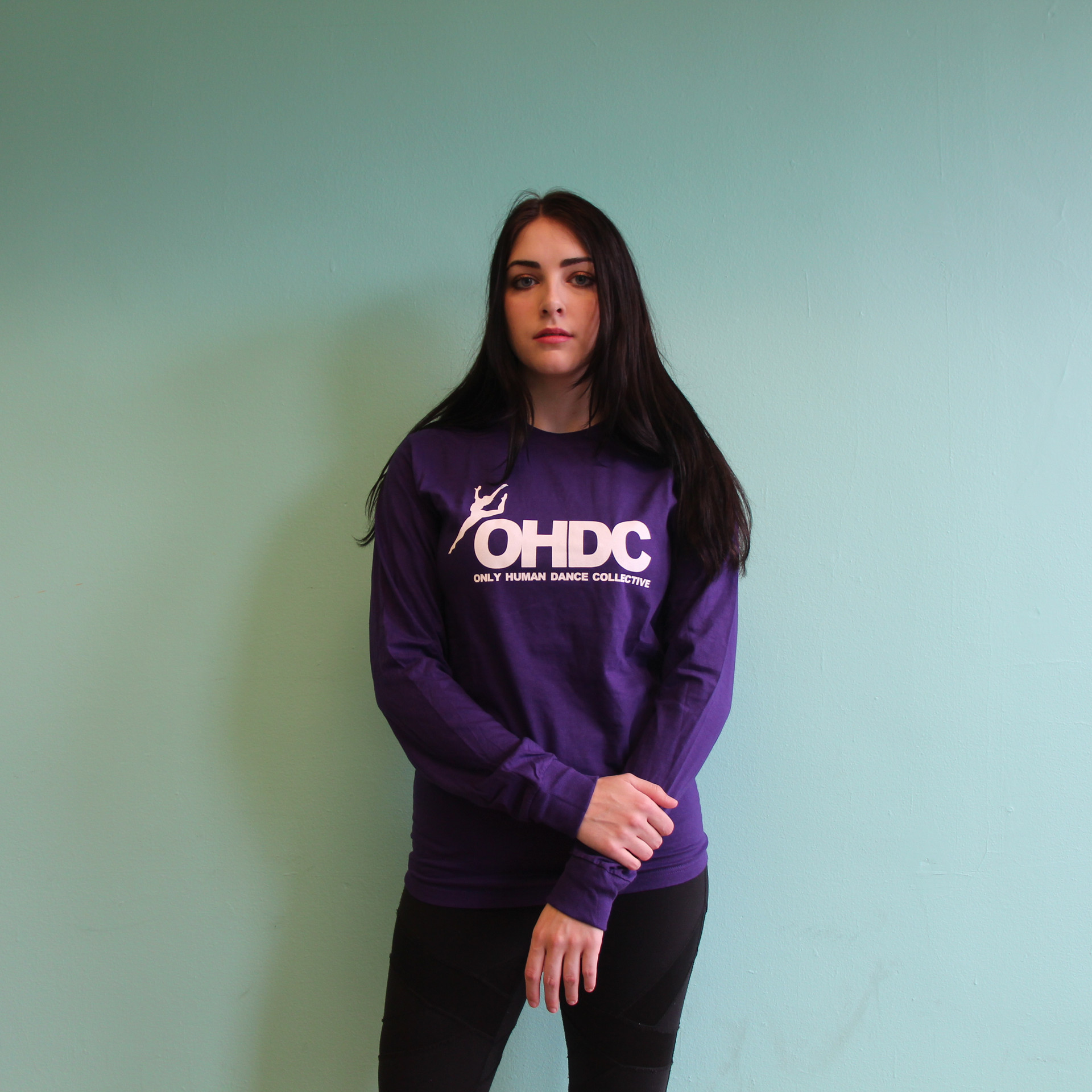 """OHDC logo"" long sleeve"