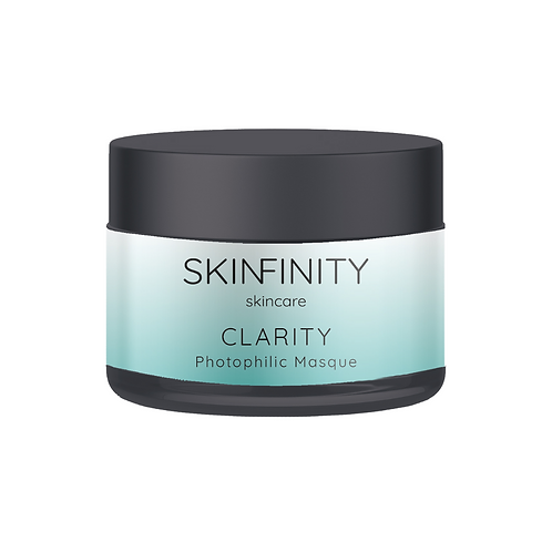 Clarity Photophillic Masque (Coconut Charcoal)