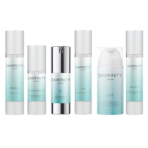 For Mature Skin & Advanced Ageing