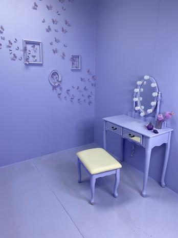 Lavender Vanity