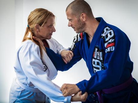 Benefits of Brazilian Jiu-Jitsu For Adults