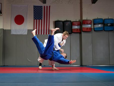A Short History of Judo