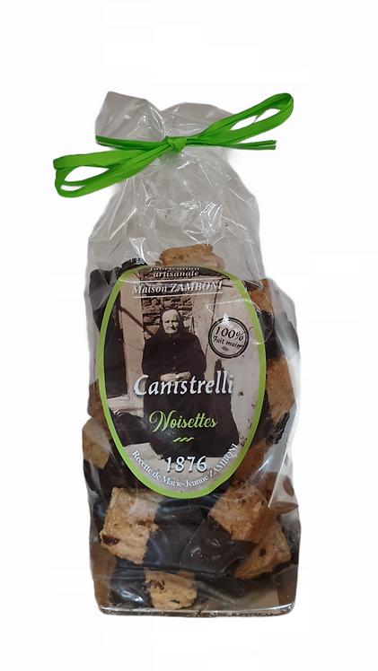 Canistrelli Noisettes Chocolat 200G