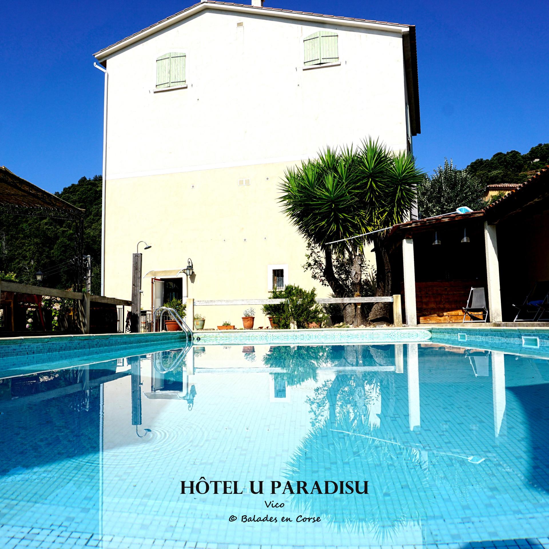 Hôtel U Paradisu Vico