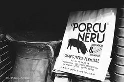 Charcuterie Corse Porcu Neru