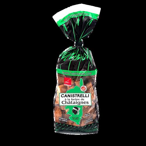 CANISTRELLI A LA CHÂTAIGNE - 350 gr