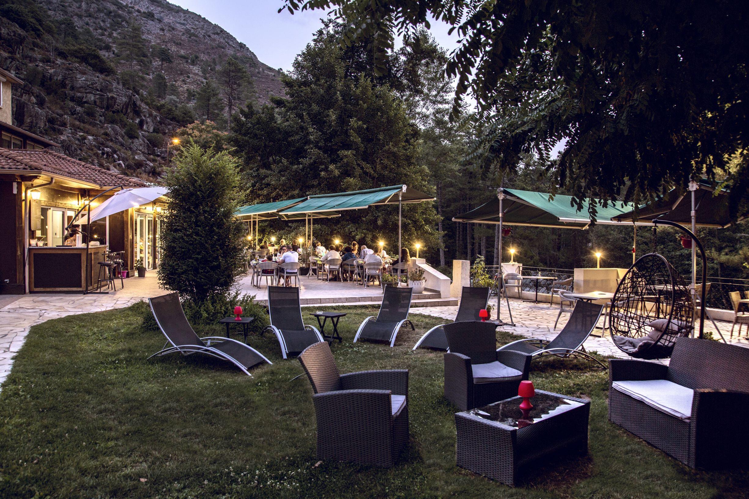 Restaurant Le refuge Corte