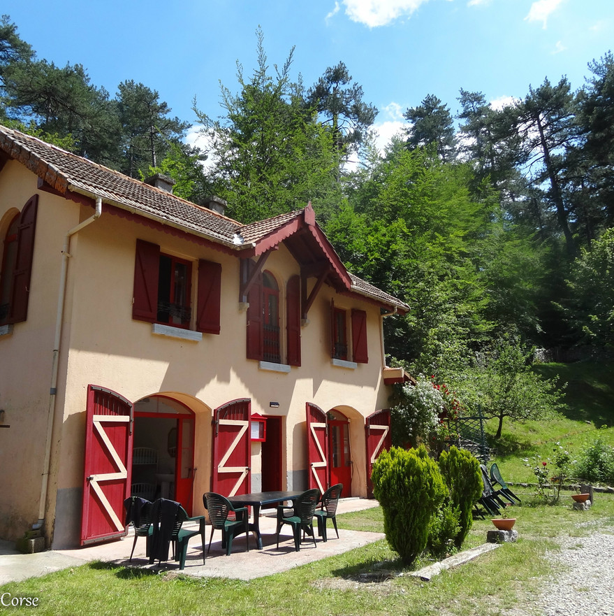 Le chalet - Hôtel le Vizzavona
