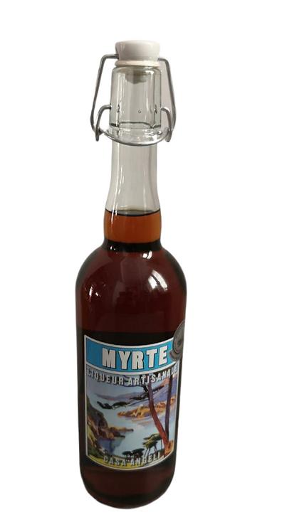 Liqueur de Myrte Rouge 35 cl
