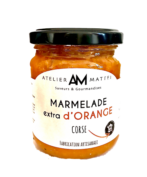 Marmelade d'Orange douce
