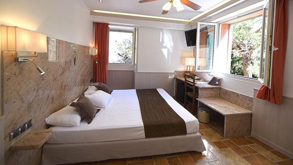 Chambre hôtel Corte Restonica