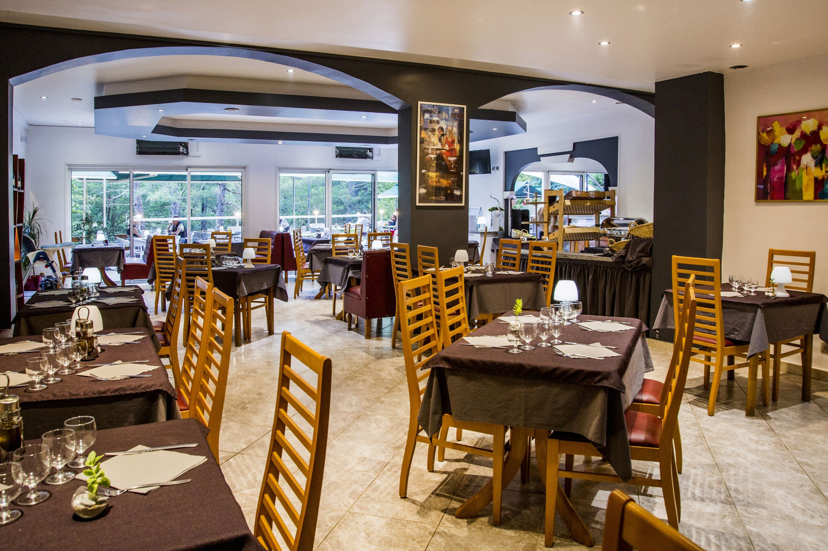 Restaurant Le Refuge