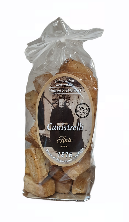 Canistrelli Anis 200G