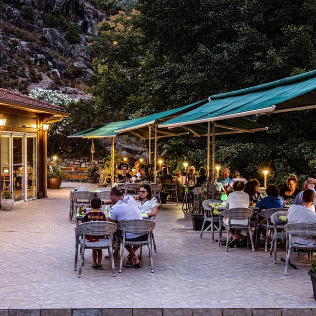 Restaurant le Refuge Restonica