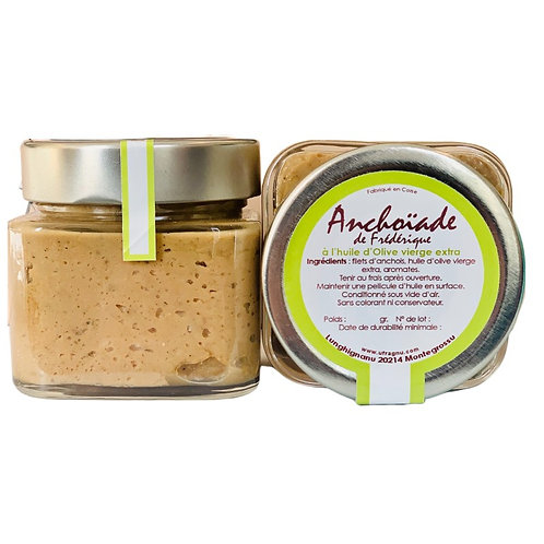 Anchoïade traditionnelle 200 g