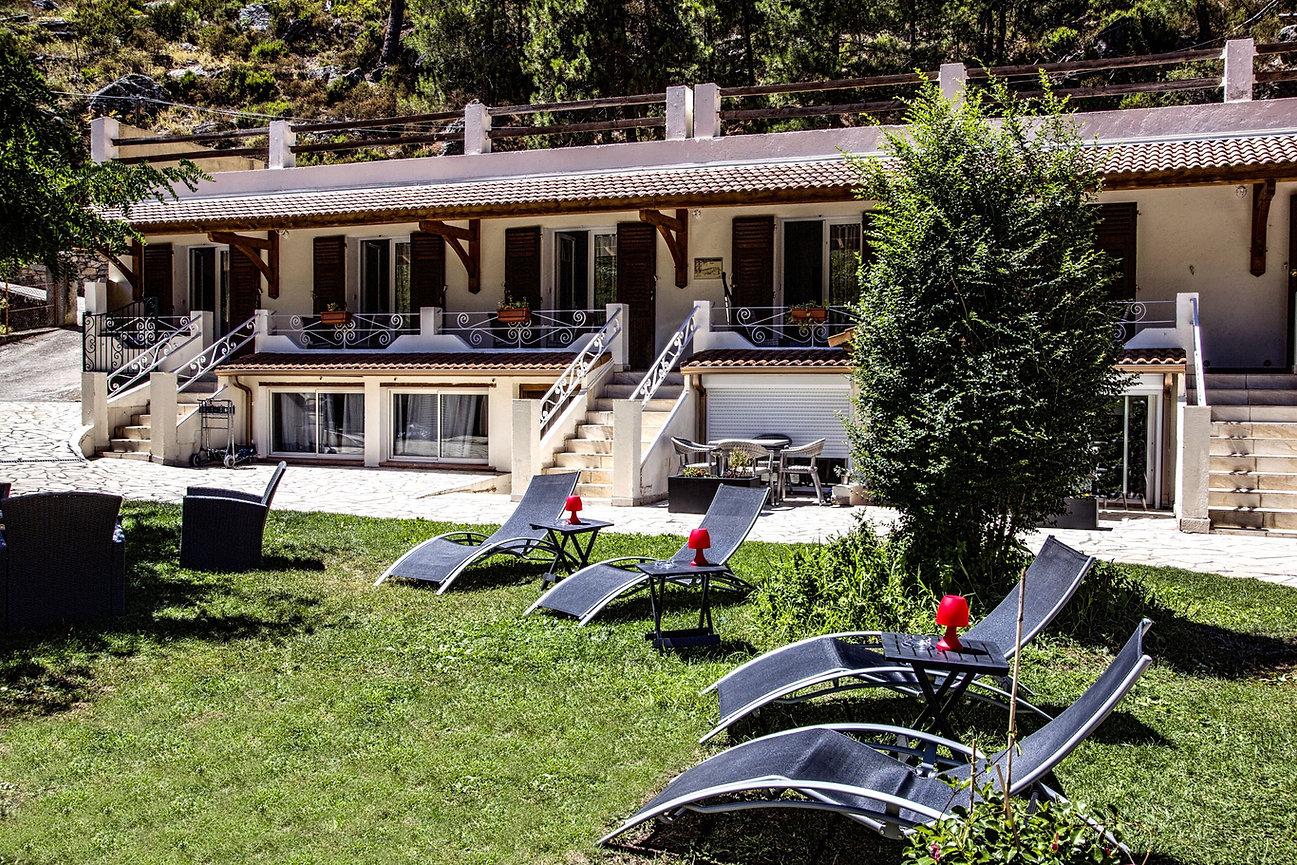 Hôtel Arena Restonica