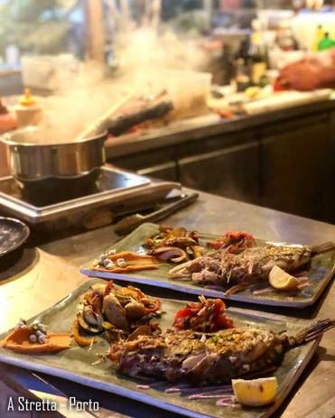 Restaurant A Stretta Porto