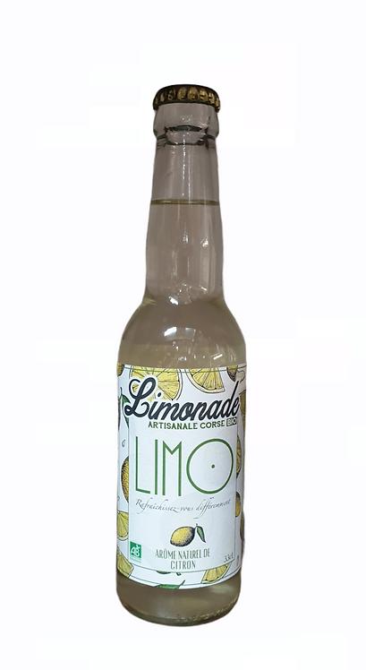 Limonade Citron BIO 33CL BRASSERIE GLORIA