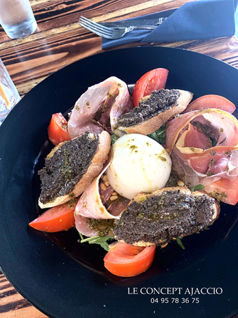 Restaurant le Concept Ajaccio
