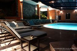 La piscine nocturne