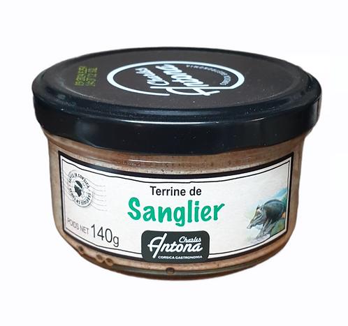 Terrine de Sanglier 140G