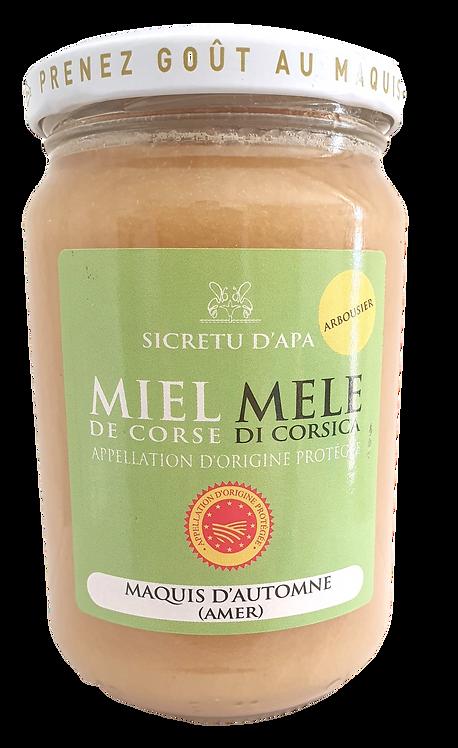 Miel de Maquis d'Automne AOP Corse