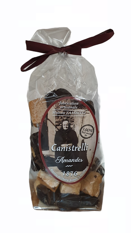 Canistrelli Amandes 200G