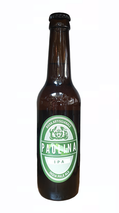 Bière IPA Paolina 33CL