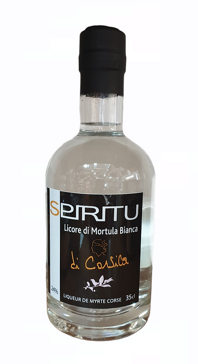 Liqueur de Myrte Blanche Spiritu 35cl