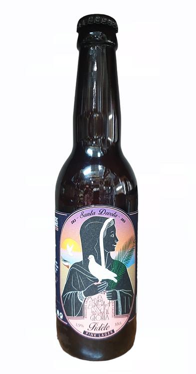 Bière Fidèle 33CL Brasserie Gloria