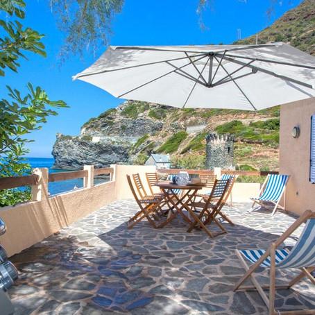 Casa Massari dans le Cap Corse