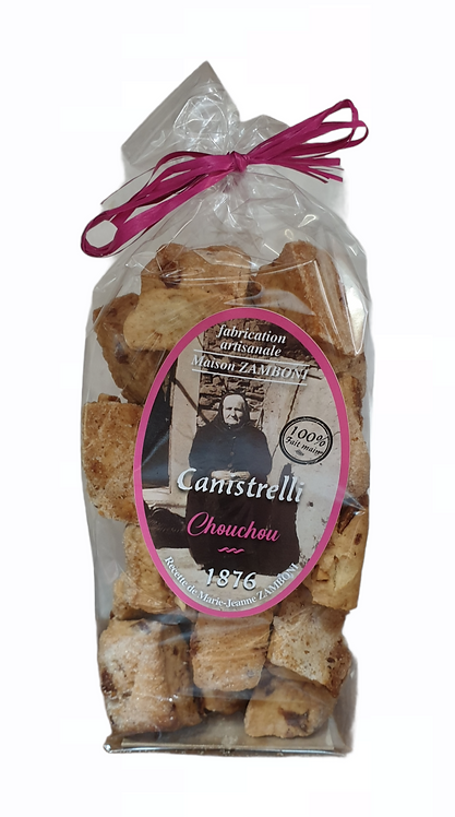 Canistrelli Chouchou 200G