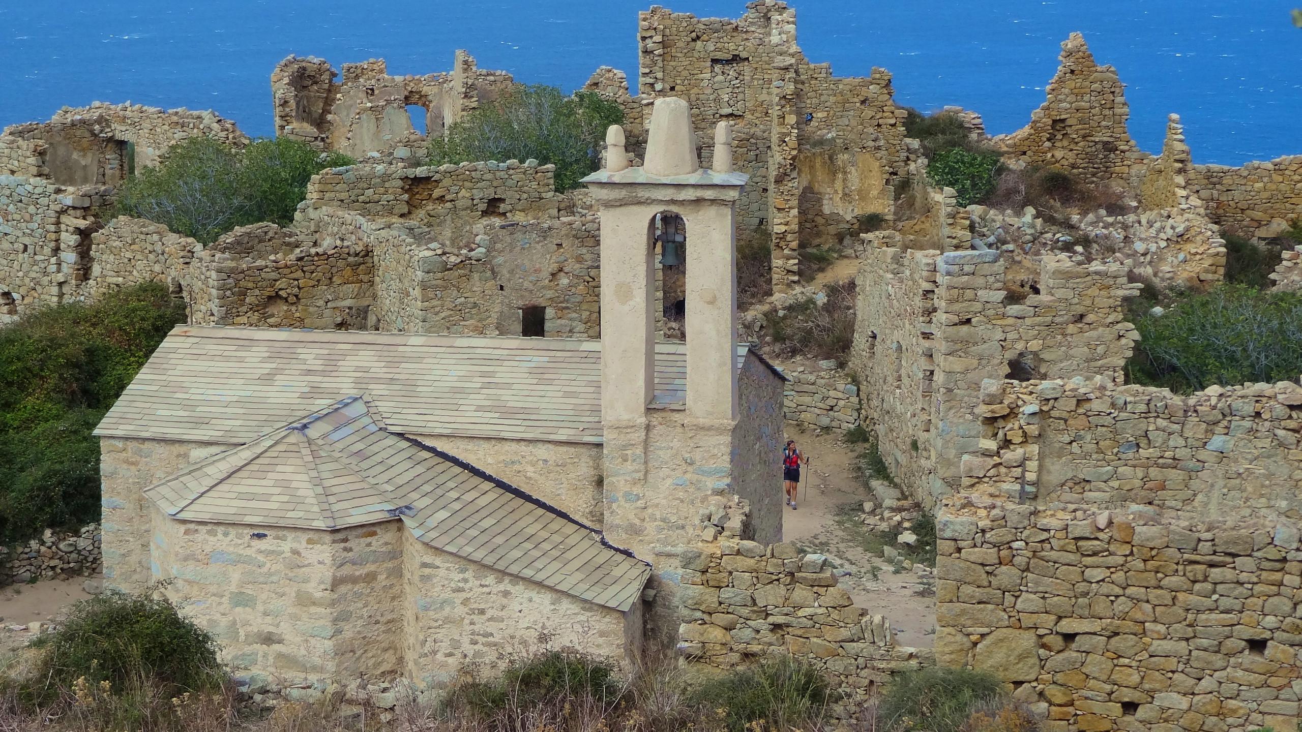 Occi, village abandonné en Balagne