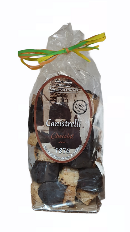 Canistrelli Chocolat 200G