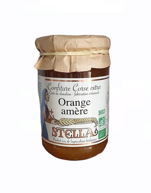 Confiture d'orange Amère Bio