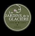 Les jardins de la glacière Logo