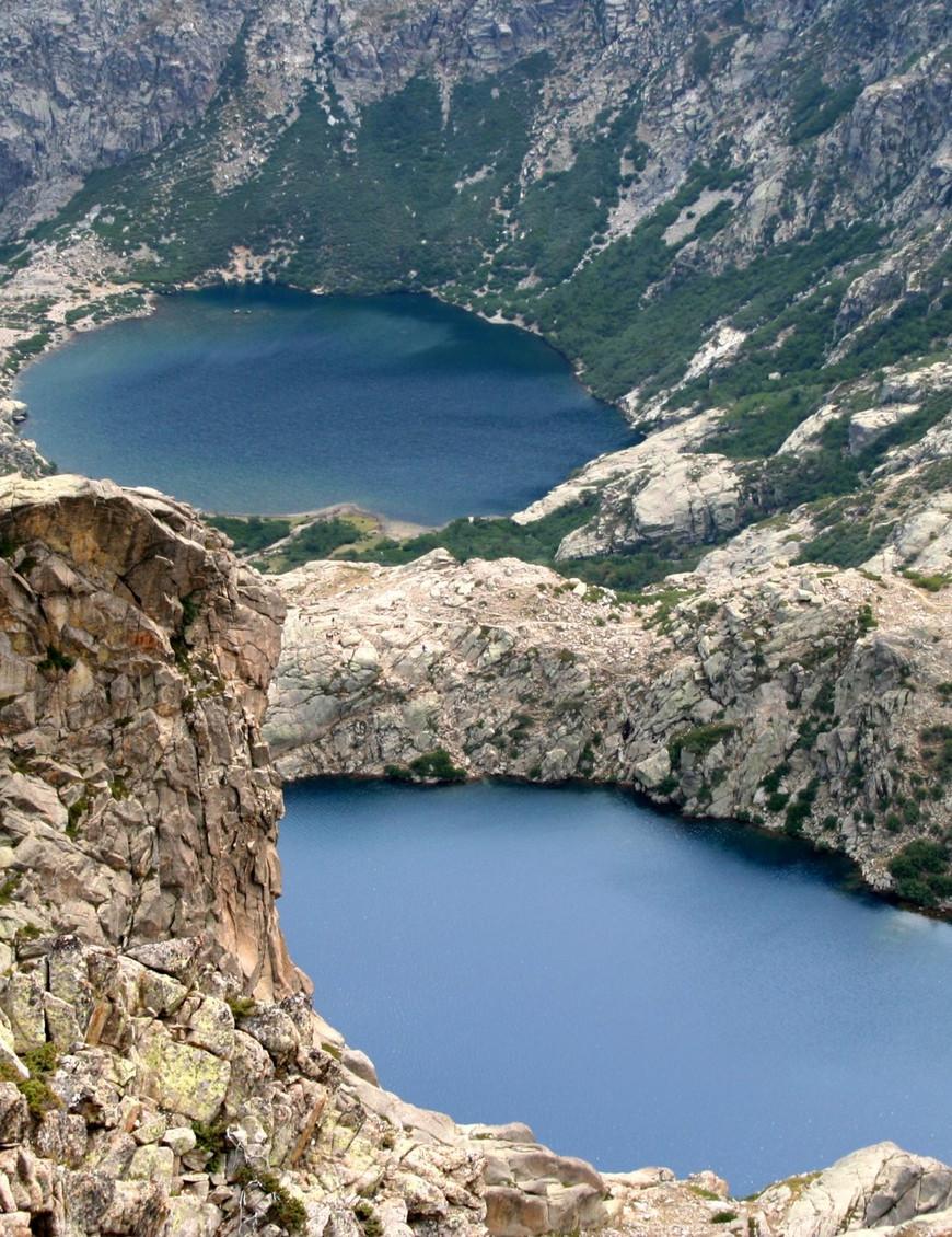 Lac de Melo et Capitello.