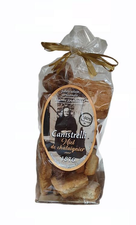 Canistrelli Miel de Châtaignier 200G