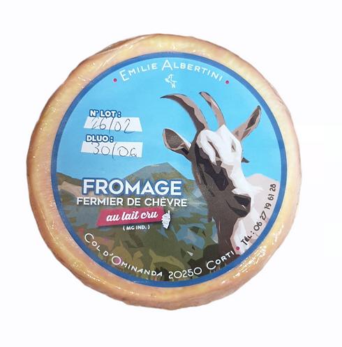 Fromage fermier de chèvre Albertini 400G