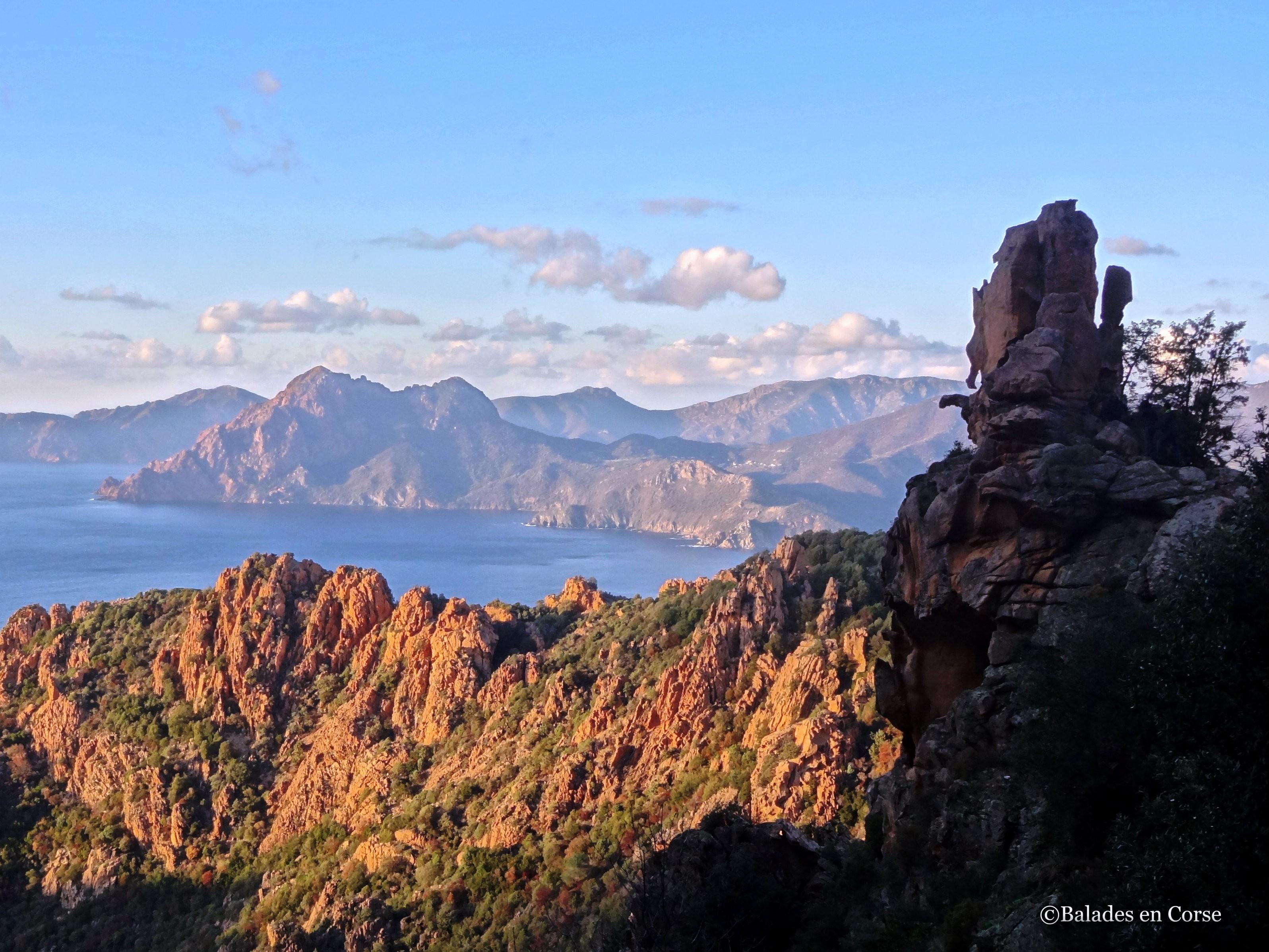 Balades en Corse | Calanche de Piana