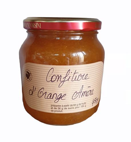Confiture d'Orange Amère 450G