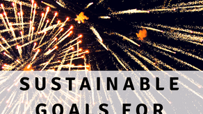 12 Sustainable Goals for New Year Resolutions