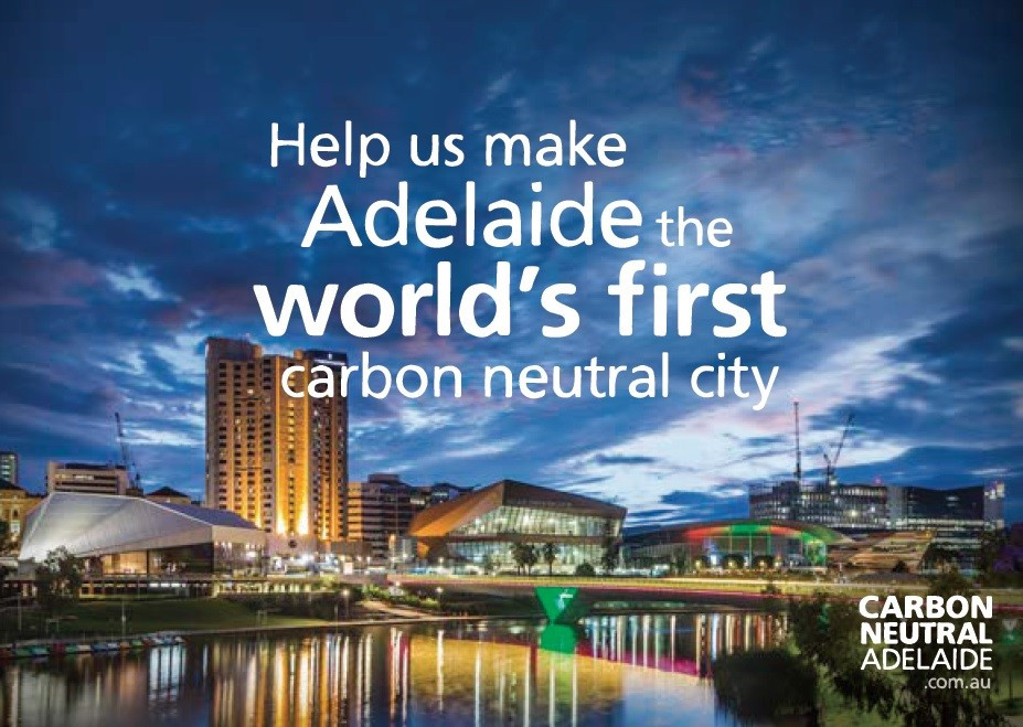 The Mean Green Coffee Machine has partnered with the Carbon Neutral Adelaide Program