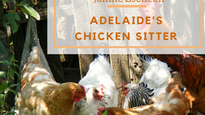 Adelaide's Chicken Sitter: 10 Minutes with Janine Zschech