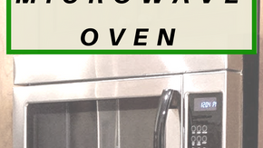 Green Clean Your Microwave