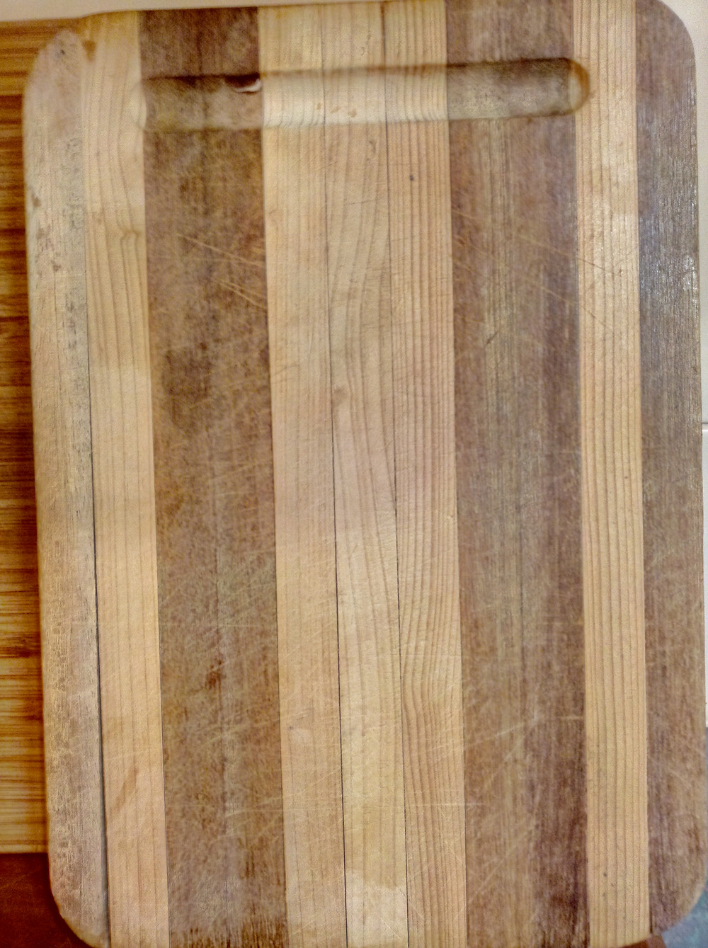 Handmade Bread Board