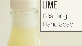 Grapefruit, Lemon, Lime Foaming Hand Soap