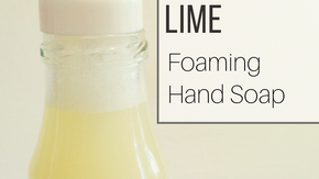 Grapefruit, Lemon, Lime Foaming Hand Soap